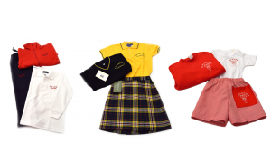 reserva uniforme